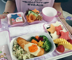 food, hello kitty, and kawaii image