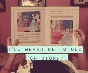 disney, book, and old image