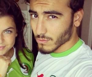 Algeria, couple, and algerienne image