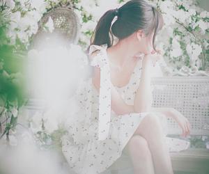 dress, korean fashion, and simple image