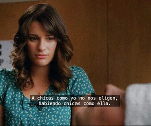 glee, chicas, and rachel berry image
