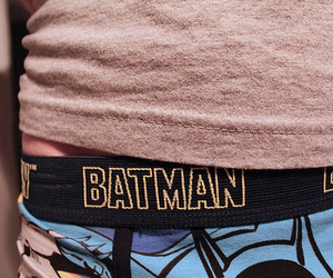 batman, boxers, and boy image