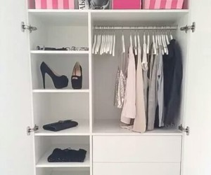 bedroom, chaussure, and clothes image