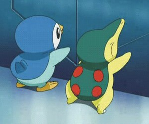 Piplup, pokemon, and cyndaquil image