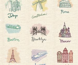 amsterdam, boston, and Brooklyn image