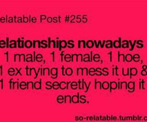 Relationship, quotes, and funny image