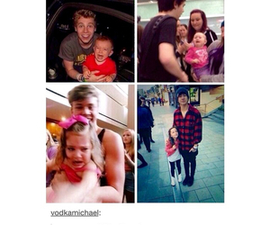 luke hemmings, 5seconds of summer, and 5sos image