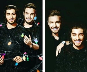 smile, ziam, and one direction image