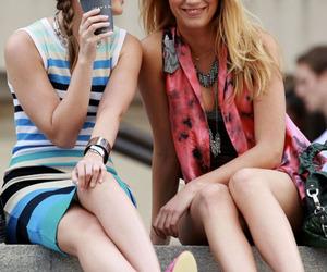gossip girl, friends, and serena image