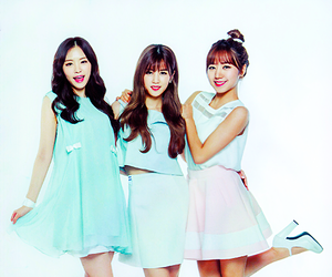 apink, naeun, and chorong image
