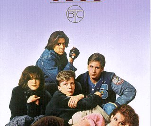 80's, Judd Nelson, and The Breakfast Club image