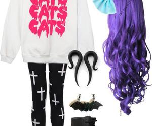 batman, boots, and cats image