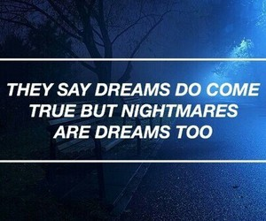 grunge, quote, and blue image