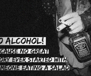 alcohol, story, and jack daniels image