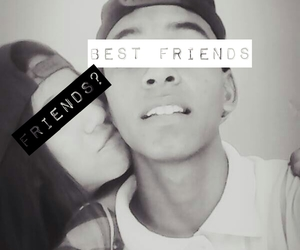 best friends and blanco y negro image