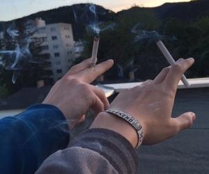 smoke and tumblr image