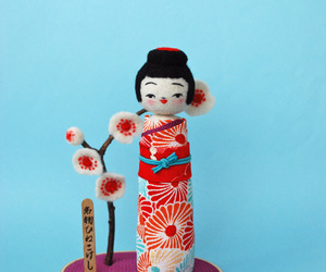 doll, photography, and japanese image