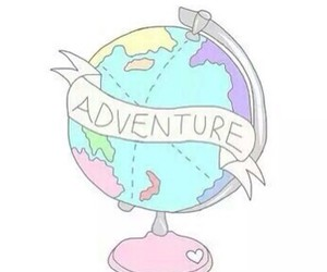 adventure, world, and wallpaper image