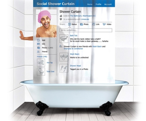 facebook, shower, and fb image