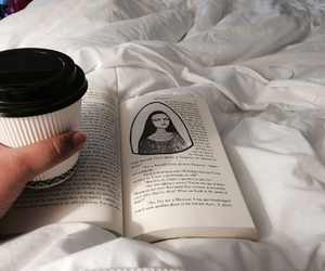 blanket, cold, and cup image