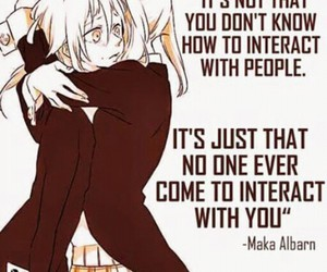 soul eater, anime, and quote image