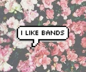 bands and 5sos image