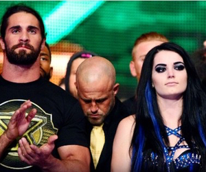 badass, couples, and paige image