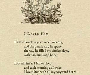 love, quotes, and poem image
