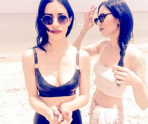 music, sisters, and the veronicas image