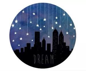 Dream, city, and stars image