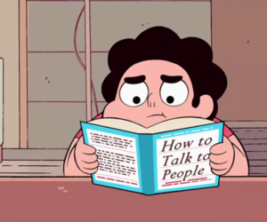 steven, basically me, and steven universe image