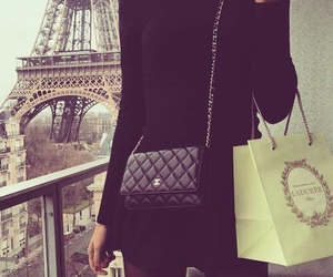 fashion, chanel, and girl image