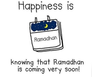 arabic, happiness, and ramadhan image
