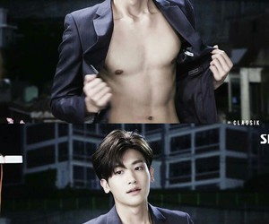 abs, high society, and ze:a image