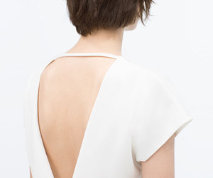 white, Zara, and 2015 image