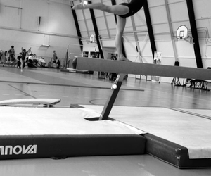 gymnastic, gymnastics, and gymnastique image
