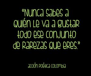 colombia, todo, and accion poetica image