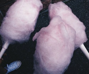 pink, tumblr, and cottoncandy image