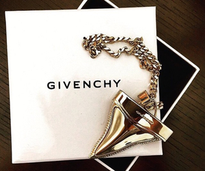 fashion, Givenchy, and necklace image