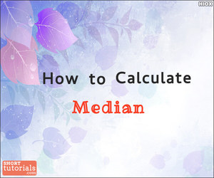numbers, shorttutorials, and median image