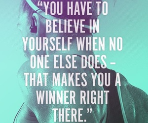 quotes, fitness, and motivation image