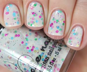 candy, nail, and nails image