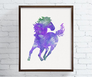 equestrian, horse, and art image