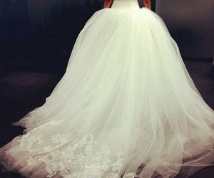 dresses, wedding dress, and perfect dresses image