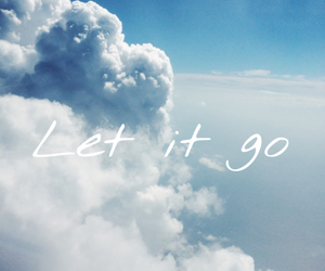 high, let it go, and plane image