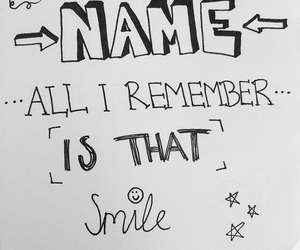 doodle, music, and smile image