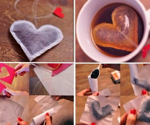 heart, love, and diy image