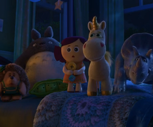 ghibli, pixar, and totoro image