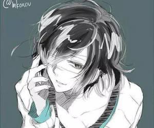 anime, anime boy, and diabolik lovers image