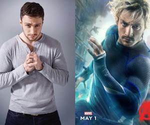 Marvel, quicksilver, and pietro maximoff image